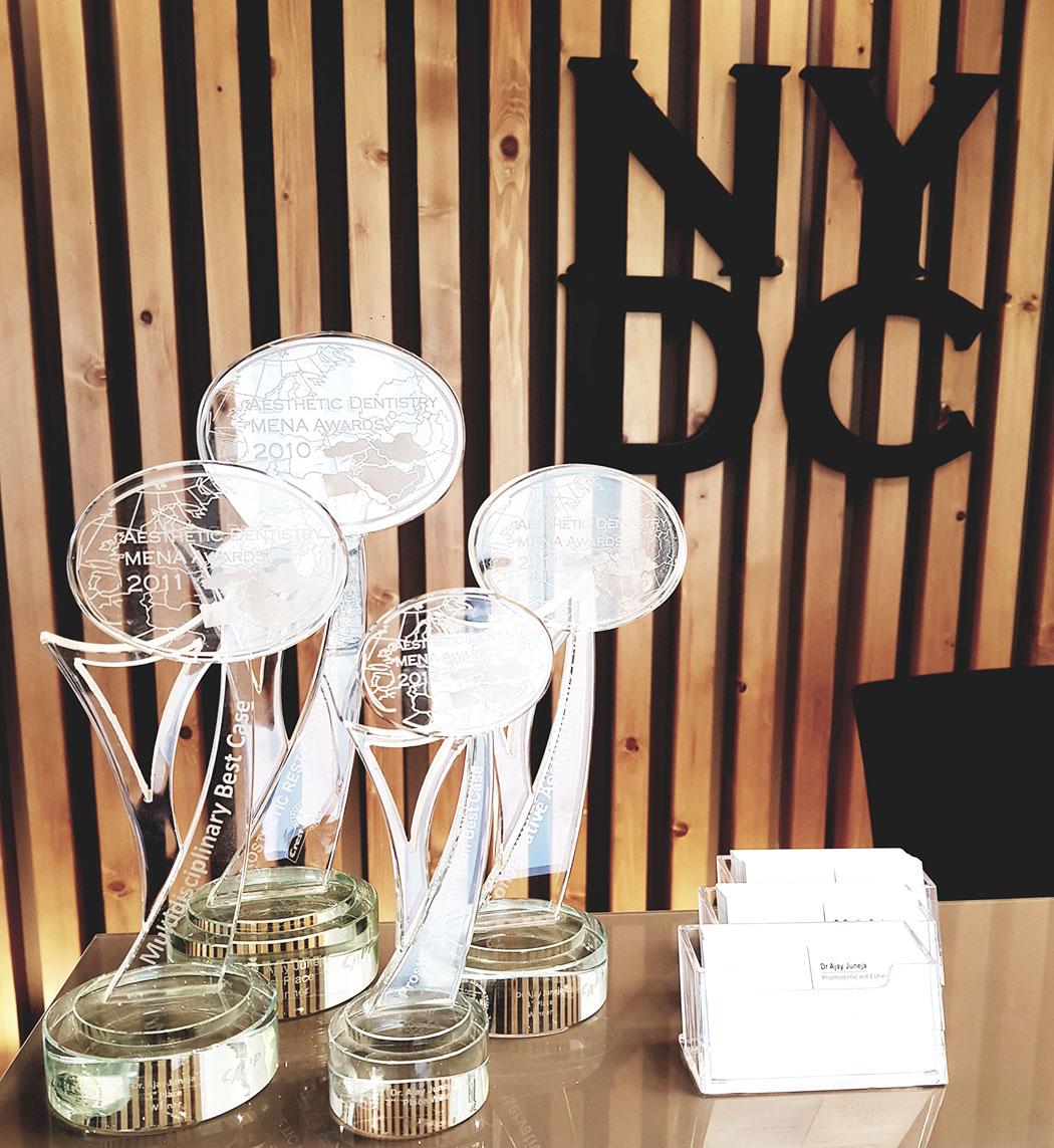 NYDC Awards